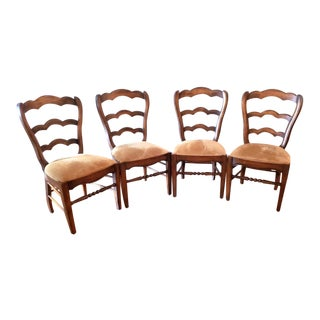 Ralph Lauren Orkney Chairs - Set of 4 For Sale