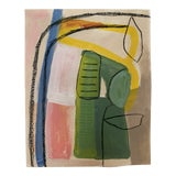 Image of Original Contemporary Abstract Painting For Sale