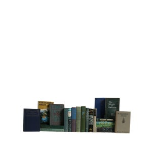 Deep Sea Nautical : Set of Twenty Decorative Books