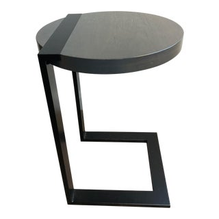 Modern Antoine Proulx Round Side Table For Sale