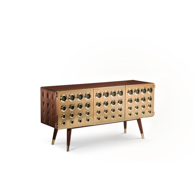 Contemporary Monocles Sideboard From Covet Paris For Sale - Image 3 of 5