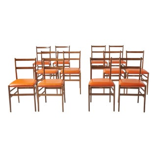 Leggera Chairs by Gio Ponti for Cassina - a Pair For Sale