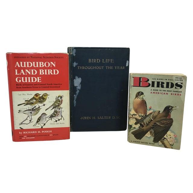 Vintage Ornithology Books - Set of 3 - Image 1 of 9