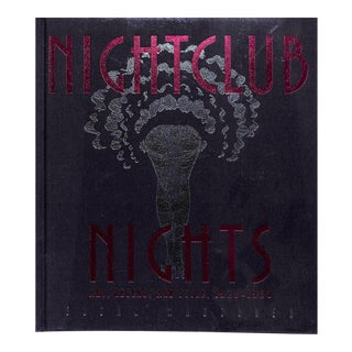 Nightclub Nights Book For Sale