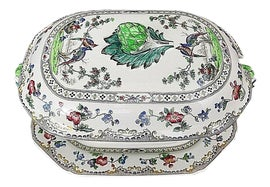 Image of Traditional Soup Tureens