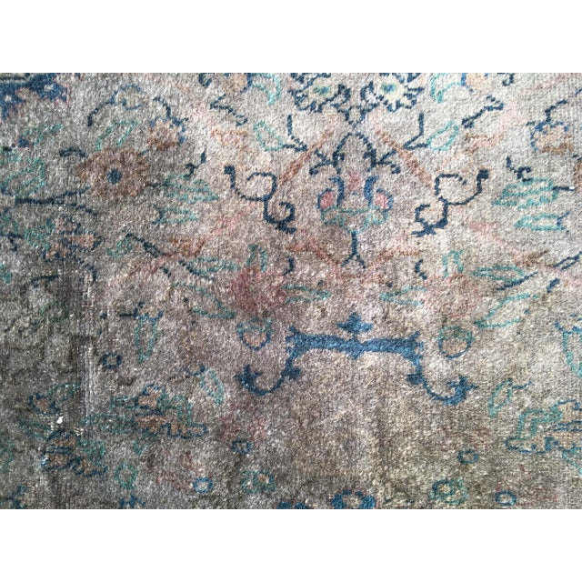 Overdyed Turkish Runner Rug - 2′8″ × 12′8″ - Image 4 of 9