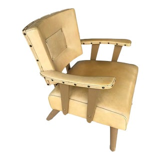 Mid Century Lounge Chair For Sale
