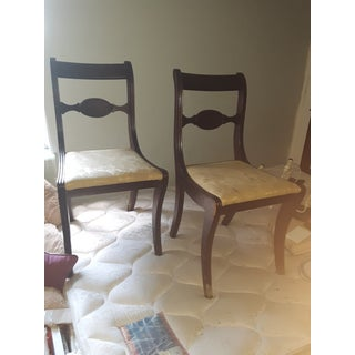 Vintage Side Chairs - a Pair Preview