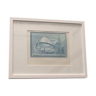 """Antique Collector's """"The Last Voyage"""" Engraving For Sale"""