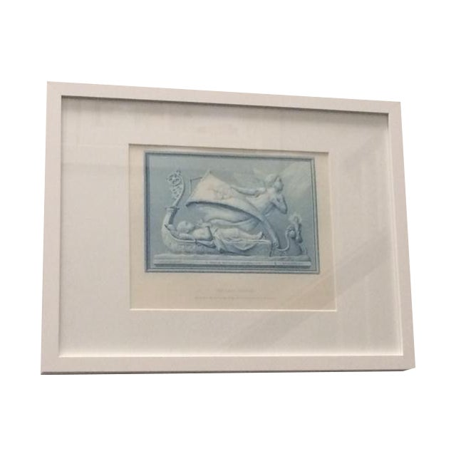 """Antique Collector's """"The Last Voyage"""" Engraving - Image 1 of 9"""