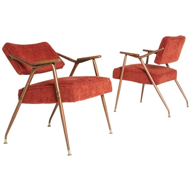 Viko Baumritter Adjustable Loungers - A Pair - Image 1 of 10