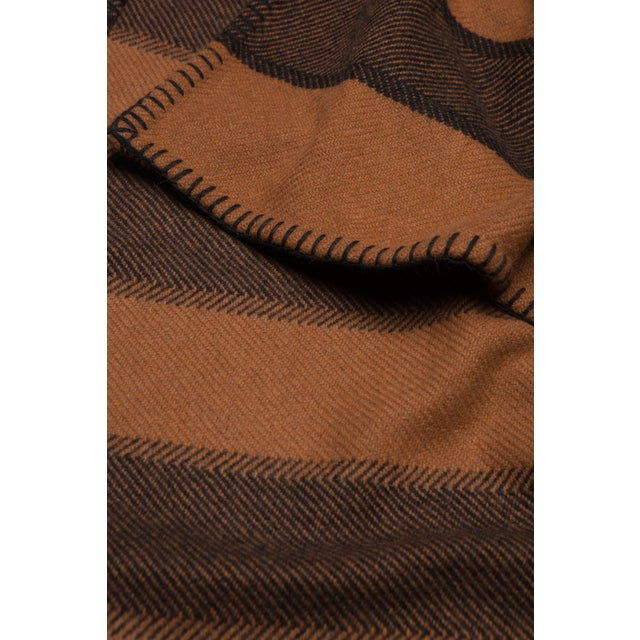 The Emu Parri Lambswool Angora Throw from Begg x Co is a beautifully textured blend of 75% Lamsbwool and 25% Angora,...