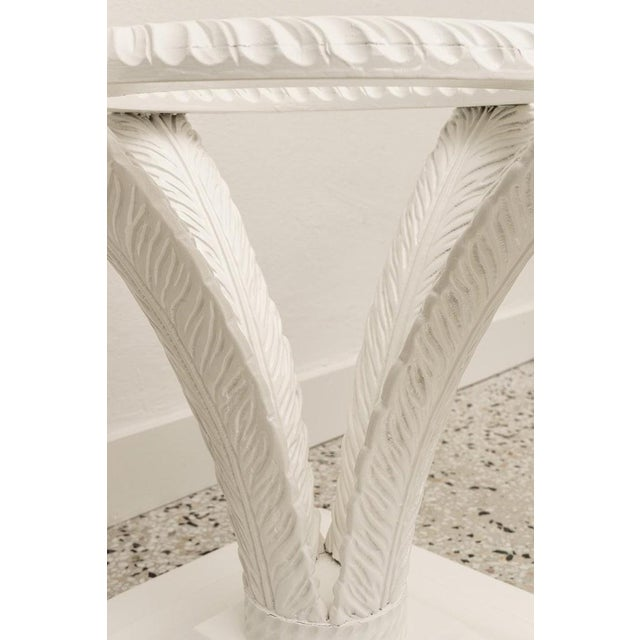 Grosfeld House Prince of Wales Plume Cocktail Table Base For Sale - Image 12 of 13