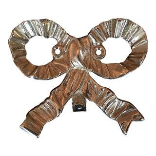 Heavy Brass Decorative Hook For Sale