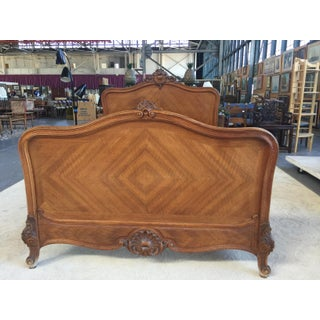 Antique French Bed Full Size Preview