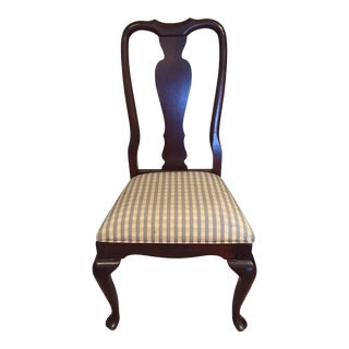 Ethan Allen Upholstered Dining Chair