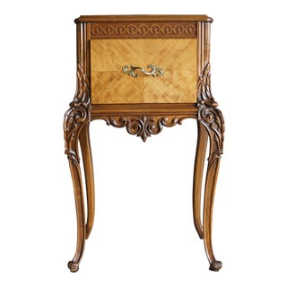 20th Century French Provincial Nightstand For Sale