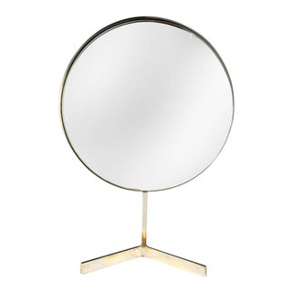 Durlston Designs Ltd Minimalist Tripod Vanity Mirror For Sale