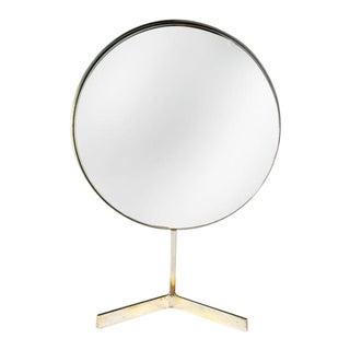 Durlston Designs Ltd Minimalist Tripod Vanity Mirror For Sale