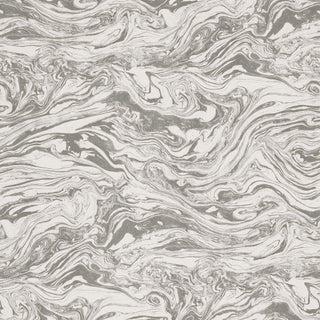 Sample - Schumacher Romeo Wallpaper in Carrara Preview