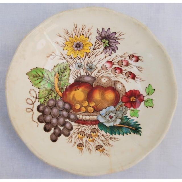 Vintage Spode Saucer in the Reynolds Pattern - Image 2 of 8
