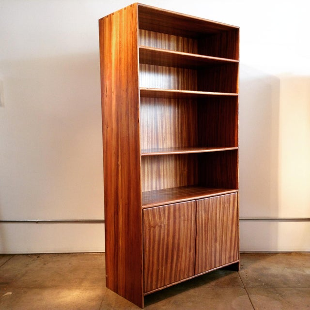 1970s Vintage Cabinet & Shelves For Sale - Image 9 of 9