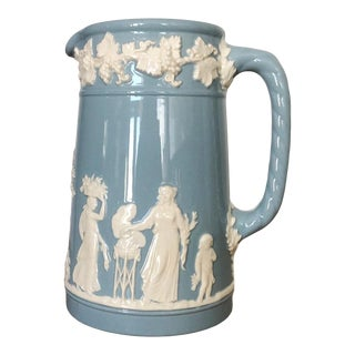 Wedgwood Queensware Pitcher For Sale