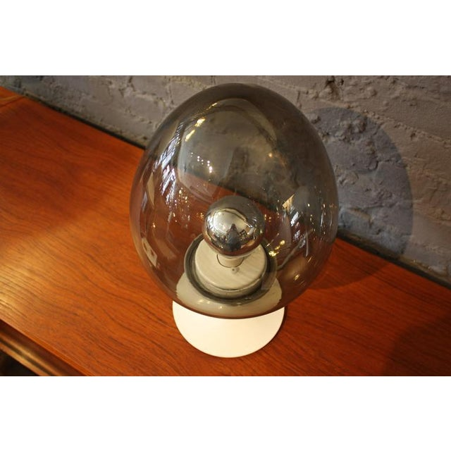 Blown Glass 1960s Bill Curry for Design Line Stemlite Table Lamp For Sale - Image 7 of 10