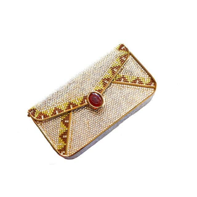 Crystal Judith Leiber Crystal Bag For Sale - Image 7 of 7
