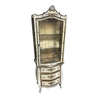 Florentine Curio Cabinet For Sale