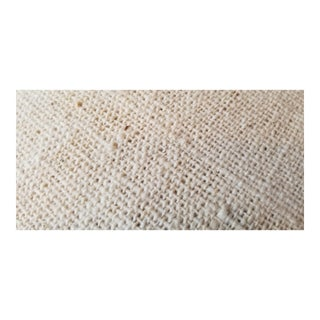 1 Yard Organic Neutral Nubby Woven Soft Flax Textile For Sale