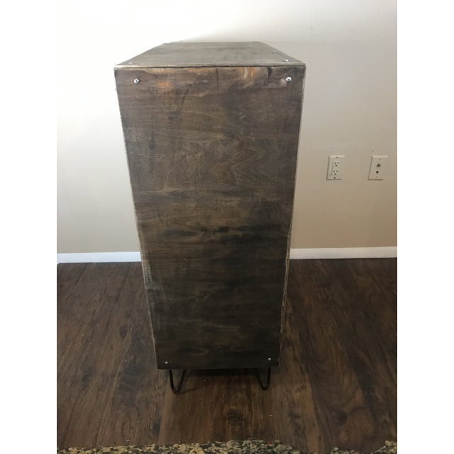 1960s 1960s Refurbished Metal Cabinet For Sale - Image 5 of 7