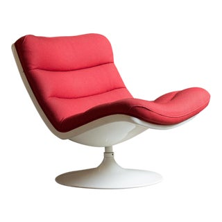 Geoffrey Harcourt for Artifort F976 Swivel Lounge Chair