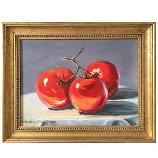 Three Tomatoes by Melinda Gandy