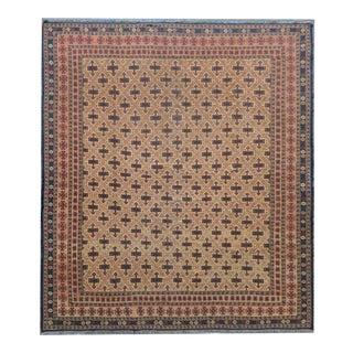 Mid 20th Century Vintage Afghani Soumak Rug For Sale