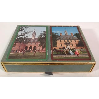 Vintage Boxed Congress Playing Cards Preview