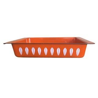Catheineholm Retro Orange Baking Pan For Sale