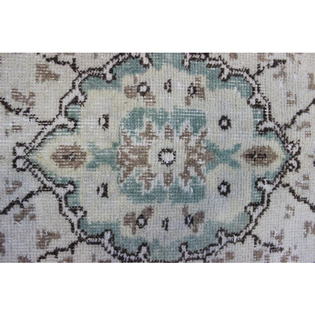 Hand Woven Overdyed Vintage Rug - 6′8″ × 10′4″ - Image 3 of 6
