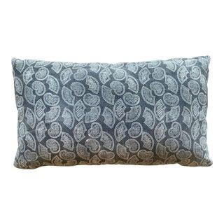 Folding Fan Katazome Pillow For Sale