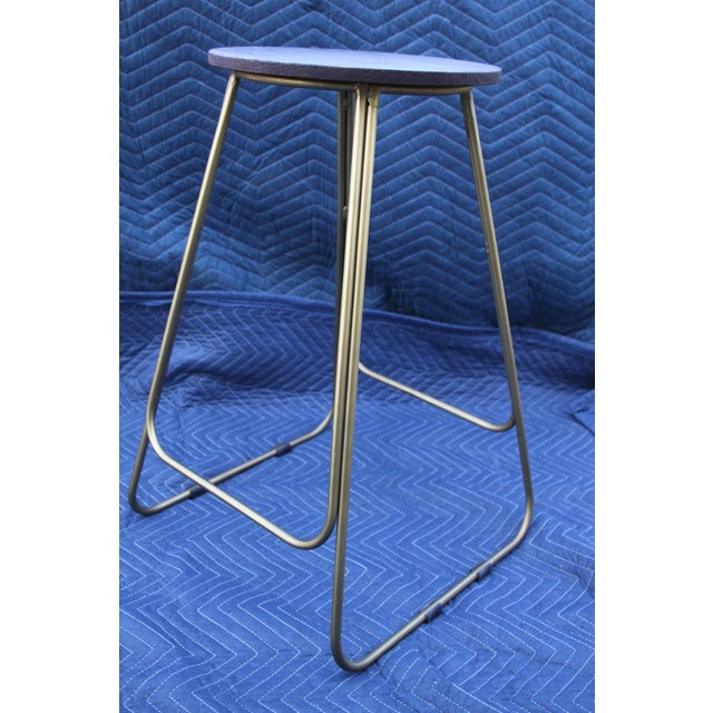 2010s Four Hands Joliet Counter Stool For Sale - Image 5 of 5
