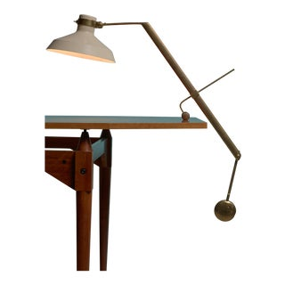 Roberto Menghi Libra-Lux Table Lamp, Italy For Sale