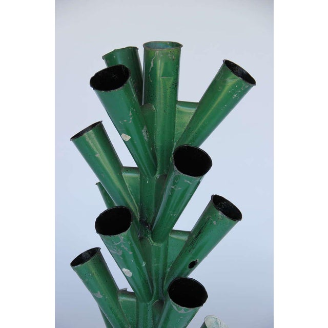 French French Flower Market Bouquet Holder For Sale - Image 3 of 9