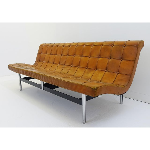 Sofa by William Katavolos for Icf Milano, 1990 Italy For Sale - Image 10 of 10