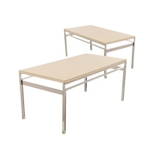 Ernst Ries and Sohn Coffee Tables - a Pair For Sale