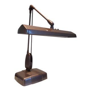 Vintage Dazor P2324 Articulating Desk Drafting Light