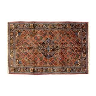 "Leon Banilivi Persian Josheghan Carpet - 5'6"" X 8'4"""
