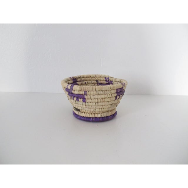Purple Coyote Basket - Image 4 of 5