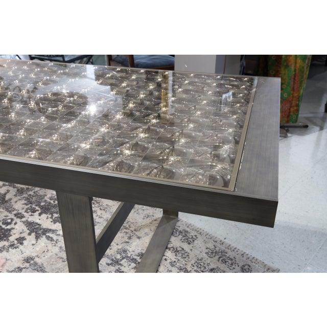 "B&B Italia ""Lens"" Dining Table by Patricia Urquiola for B&B Italia For Sale - Image 4 of 8"