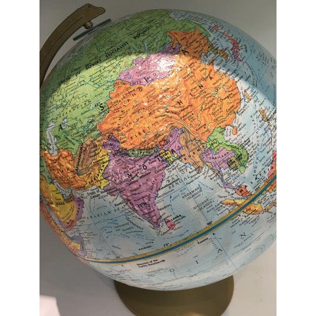 1970s Repogle Terrestial Globe - Image 3 of 5