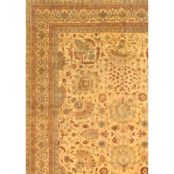 The city of Sultanabad (which is now known as Arak) was founded, in the early 1800s, as a center for commercial rug...